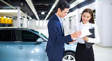 二手车交易与置换拍卖