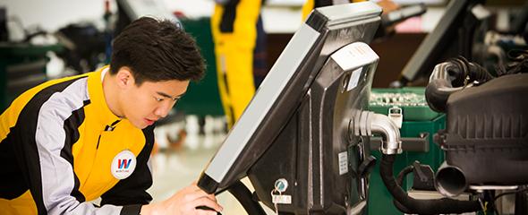 汽车电气设备维修保养模块
