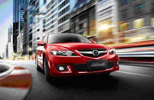 一汽大众2011款mazda6正式上市