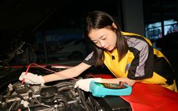 女生如何逆袭成功?学汽车惊艳世界