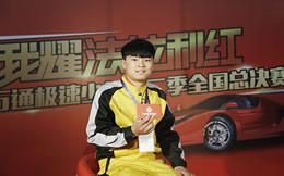 王秀平:无所畏惧—征战极速少年总决赛