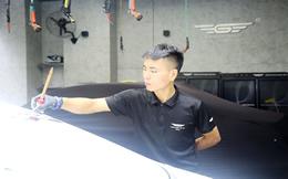 王亮:触手可及的汽车梦想