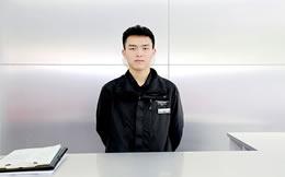 【就业学子】王政东:穿越年少的迷茫 拥抱理想